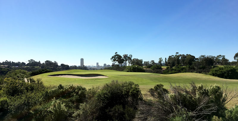 12th Hole Balboa Park Golf Course